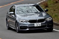 「谷口信輝の新車試乗」――BMW 540i Mスポーツ(前編)の画像