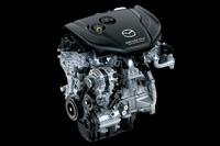 2.2リッター直4ディーゼルエンジンの「SKYACTIV-D 2.2」。