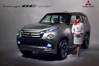 次期「パジェロ」!? 大型SUVコンセプトが登場【東京モーターショー2013】の画像