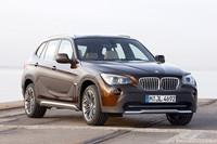 BMW X1に2リッター直4ターボの新グレードの画像