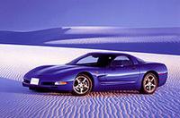 日本GM、2002年型「シボレー・コーベット」販売開始の画像