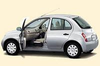日産「マーチ」に福祉車両追加の画像