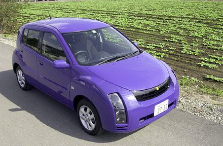 トヨタ WiLLサイファ1.5リッター4WD(4AT)【ブリーフテスト】