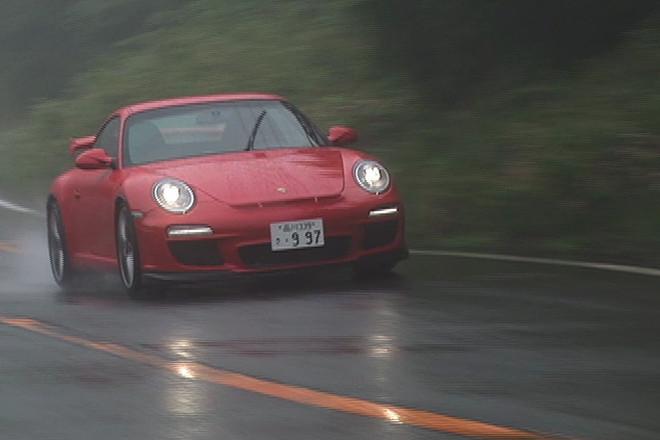 ポルシェ 911 GT3(RR/6MT)【動画試乗記】