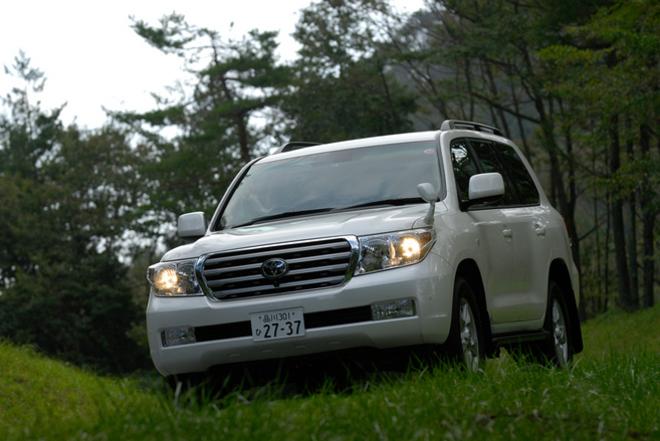 """トヨタ・ランドクルーザー AX""""Gセレクション""""(4WD/5AT)【ブリーフテスト】"""