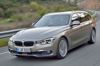 「BMW 318iツーリング」