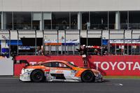 7番手スタートから勝利を手にしたNo.36 au TOM'S LC500。素早いピットワークが功を奏した。