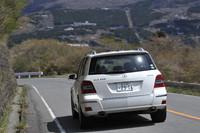 メルセデス・ベンツGLK300 4MATIC(4WD/7AT)【ブリーフテスト】の画像