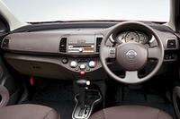 「日産マーチ」がフェイスリフト、HDDナビ付き特別仕様車も