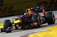 スタートでもセーフティーカーランの後でも瞬く間に逃げてしまったベッテル。32秒以上のマージンを築いての完勝で、ポイントリードは60点に拡大した。あまりの圧倒的な勝利に、表彰台での観客からのブーイングが週末ごとにきつくなっている。(Photo=Red Bull Racing)