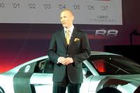 アウディ初の市販ミドシップスポーツ「R8」発表