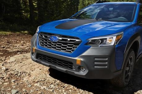 スバルが新型クロスオーバーSUV「アウトバック ウィルダネス」を発表。「アウトバック」をベースに最低地上...