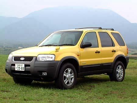 フォード・エスケープ V6 3000XLT「イエローエスケープ」(4AT)【ブリーフテスト】