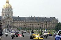 シャンゼリゼで往年のGPマシンが爆走!? グランプリ100周年特別イベント、開かれるの画像