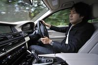 BMW523iツーリング(FR/8AT)【ブリーフテスト】の画像