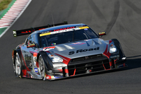 ポールポジションを獲得した、No.46 S Road REITO MOLA GT-R(本山 哲/柳田真孝組)。