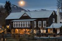 参加者が宿泊した、ニュージーランドはクイーンズランドに位置するミルブルックリゾート。5つ星クラスの豪華ホテルである。