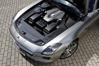 メルセデス、「SLS AMG」の予約受付開始の画像
