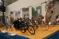 自転車も陸上の移動手段のひとつ。
