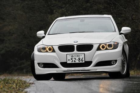アルピナD3ビターボ リムジン(FR/6MT)……715.0万円BMWをベースに開発されるプレミアムブランド、アルピ...