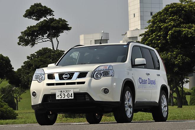 日産エクストレイル20GT(4WD/6AT)【試乗記】