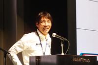 チーム代表と監督を兼任するStudieの鈴木康昭氏。