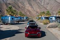 試乗の舞台はアメリカ。砂漠の中のリゾート地、カリフォルニア州のパームスプリングスで国際試乗会が開催された。