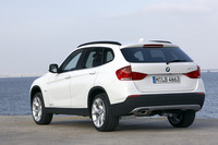 「BMW X1」がフォトデビューの画像