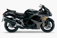 スズキが高性能バイク「ハヤブサ」を日本導入の画像