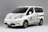 日産、「e-NV200」を2014年度中に日本導入