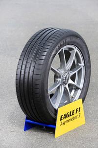 グッドイヤーから高性能スポーツタイヤの新製品の画像