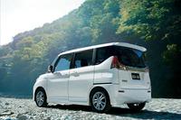 三菱、コンパクトワゴンの新型デリカD:2発売の画像