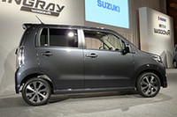 日本一売れている軽自動車「スズキ・ワゴンR」が新型へ