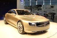 ボルボは、新しい大型サルーンのコンセプトカー「コンセプト ユニバース」を披露した。