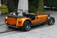 ライトウェイトスポーツカー「ケーターハム」、全6モデルでラインナップの画像
