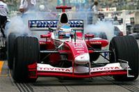 トヨタの国、日本で、ミカ・サロは、レース前のチームの目標である完走(8位)を成し遂げた(写真=トヨタ自動車)