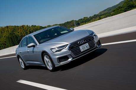 アウディの上級モデル「A6」が5代目に進化。新しいプラットフォームとエンジン、そして48Vマイルドハイブリ...
