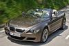 「BMW M6」にオープンモデル、「M6コンバーチブル」出展