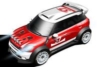 「MINIカントリーマン WRC」(日本名:MINIクロスオーバー)