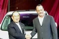 【Movie】トヨタの新型ミニバンは、「アルファード」