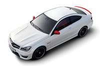 「C63 AMG」によりスポーティーな特別限定車の画像