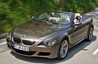 「BMW M6」にオープンモデル、「M6コンバーチブル」出展の画像