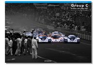 『CAR GRAPHIC PHOTO COLLECTION Group C Le Mans 24h 1982-1991』