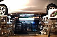 【Movie】三菱の燃料電池車「MFCV」発表会にて(その1)