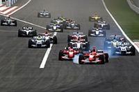 F1バーレーンGP、シューマッハー3連勝【F1 04】の画像