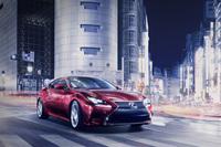 レクサスが新型クーペ「RC」を世界初公開【東京モーターショー2013】の画像