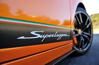 スーパーレジェーラとは「超軽量」の意。標準型と比較して70kgの軽量化を果たしており、そのうち約40kgがカーボンファイバーパーツの使用によるものという。