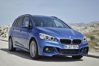 「BMW 2シリーズ アクティブツアラー  」
