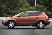 日産ムラーノSE AWD北米仕様(CVT)【試乗記】の画像