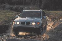 BMW「X5 3.0i」の価格引き下げの画像